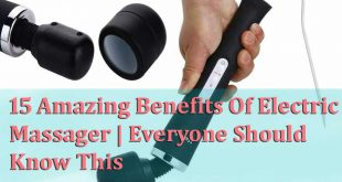 benefits of electric massager