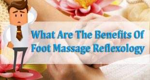 benefits of foot massage reflexology