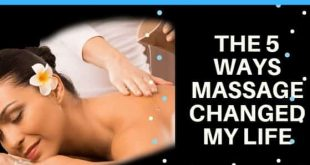 how body massage therapy changed my life