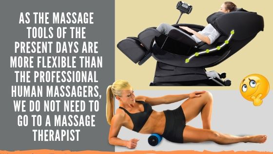 professional massager tools
