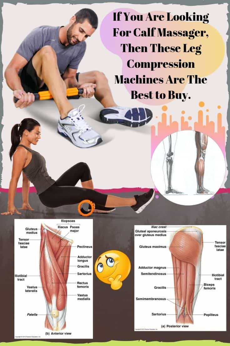 best foot and calf massager