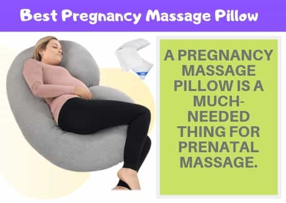 pregnancy massage Pillow