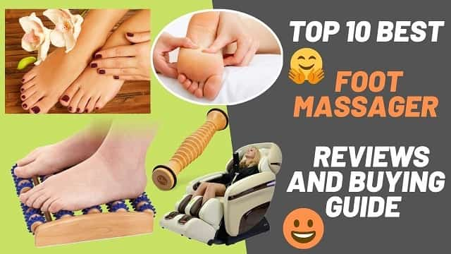 top 10 best foot massager machine